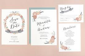 wedding invitation suites wedding invitation suite templates amulette jewelry