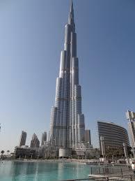 burj khalifa dubai tallest building inthe world found the world