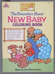 baby books online 109 9076 the berenstains bears new baby coloring book