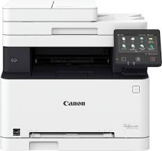 canon color imageclass mf634cdw wireless color all in one printer