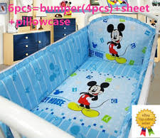 Mickey Mouse Crib Bedding Sets Mickey Mouse Crib Bedding Ebay