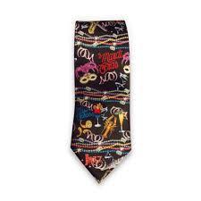 mardi gras tie mardi gras tie new orleans knots men s and women s ties