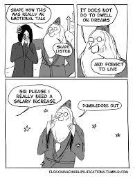 Meme Comic Tumblr - 10 funny harry potter comics reveal how irresponsible dumbledore