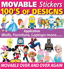 mickey mouse clubhouse wall stickers totally movable