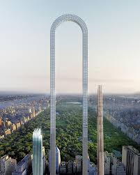 u shaped skyscraper in new york is unveiled and it s