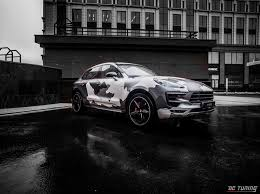 porsche macan turbo white dub magazine urban warfare porsche macan turbo