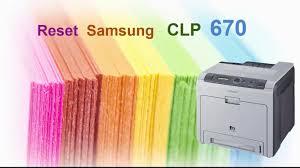 reset samsung clp 620 670 680 415 fix firmware cip resoftare
