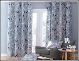 Whote Curtains Inspiration Blue And White Patterned Curtains Inspiration Mellanie Design