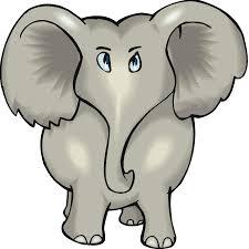 elephant cartoon clipart the cliparts
