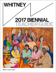 teacher guides whitney museum of american art