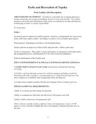 Job Resume For Kroger by Cashier Tester Cover Letter