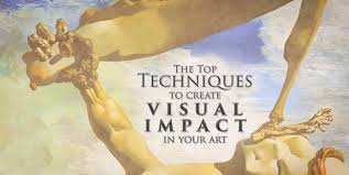 the top techniques to create visual impact in your art