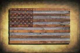 wooden american flag wall barnwood american flag 100 year wood one of a 3d