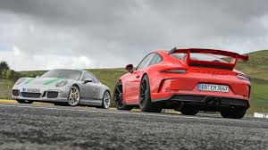 video porsche 911 r vs 911 gt3 manual top gear