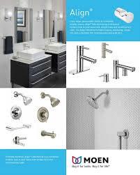 Faucet Home Depot Bathroom by Moen Align Single Hole 1 Handle Bathroom Faucet In Brushed Nickel