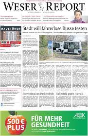 Zurbr Gen Esszimmerstuhl Weser Report Mitte Vom 04 01 2017 By Kps Verlagsgesellschaft Mbh