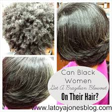 brazilian blowout results on curly hair can black women get a brazilian blowout on their hair latoya jones