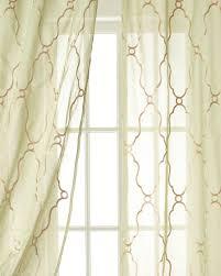 Seafoam Green Sheer Curtains 52 W X 96 L Viola Sheer Seafoam Green Neiman Window