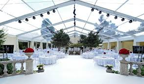 wedding tent for sale wedding tent with transparent roof for a sacred religious ceremony