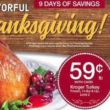 it s almost thanksgiving and whole foods just started a sale