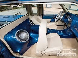 2000 ford ranger steering wheel 2000 ford ranger custom truck mini truckin magazine