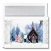 boxed christmas cards american made christmas boxed cards usa made products