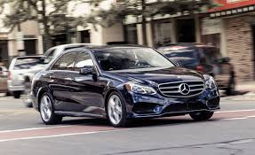 luxury mercedes sedan 2014 mercedes benz e350 4matic sedan test u2013 review u2013 car and driver