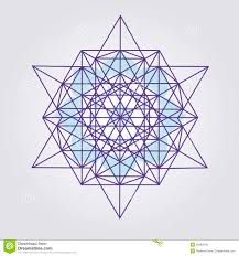 star tetrahedron design stock vector image of backgrounds 29965548