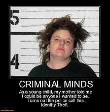Identity Theft Meme - identity demotivational poster page