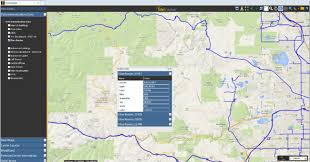 Carrier Route Maps by Teletracker Overview Geotel Communications