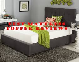 best mattress topper reviews 2017 u2013 ultimate buying guide