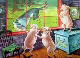 pigs teach local marketing early