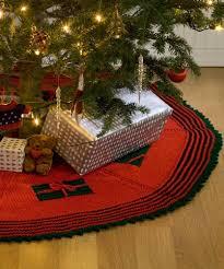 Chevron Tree Skirt Free Crochet Christmas Tree Skirt Patterns Christmas Lights