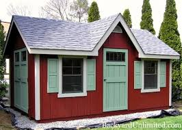 sheds victorian backyard unlimited
