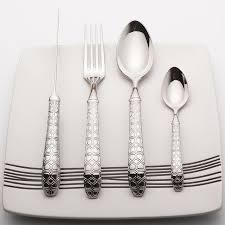 wedding silverware aliexpress buy lekoch 4pcs set stainless steel cutlery set