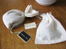 tea bag favors diy tea bag favors ruffled