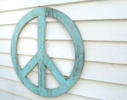 peace sign decorations for bedrooms peace sign wall art etsy