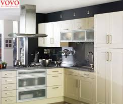 Kitchen High Cabinet Online Get Cheap Solid Wood Kitchen Cabinets Aliexpress Com
