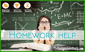 homework helper My Assignment Help