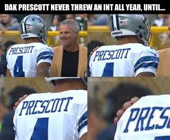 Dallas Cowboys Memes - 30 best memes of dak prescott the dallas cowboys beating aaron