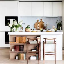 island ideas for a small kitchen these small kitchen island ideas will cooking easier mydomaine