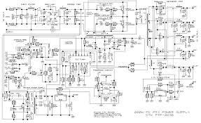 200w atx power supply circuit power supply circuits