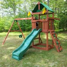 Backyard Plus Outdoor U0026 Landscaping Cadence Playsets And Accessories For