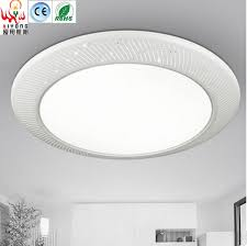 iron led acrylic ceiling ls circular light emitting diode