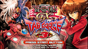 yu gi oh gx tag force 3 europe psp iso free download u0026 ppsspp
