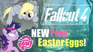 Mlp Easter Eggs Fallout 4 New My Pony Easter Eggs Walkthrough Location