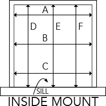 Roman Blind Measurement Calculator How To Measure For Roman Blinds