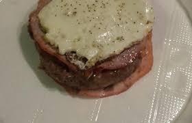 cuisiner steak hach steak haché garni recette dukan pp par flowers57 recettes et