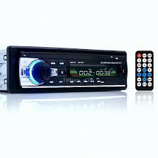 Usb Port For Car Dash Jsd 520 12v Car Audio Stereo Fm Receiver Bluetooth Mp3 Player Car