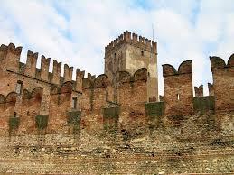 castelvecchio old castle in verona italy u2014 stock photo